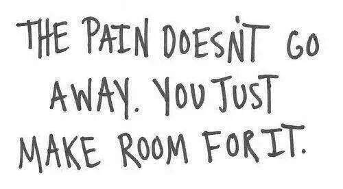 When the pain doesn't stop…